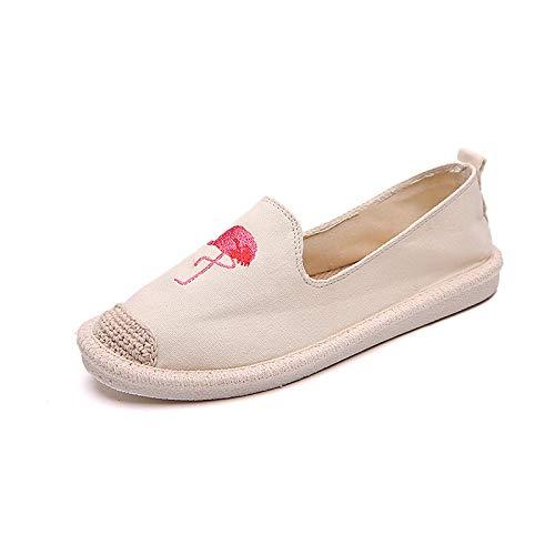 Goma Punta Azul Mujer Comfort ZHZNVX Invierno Zapatos Rosa de Sneakers de de Negro Pink Redonda gzwUIq