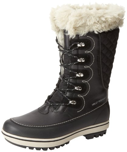 Helly Hansen W Garibaldi, Bottes femme Black / Natura / Feather Grey