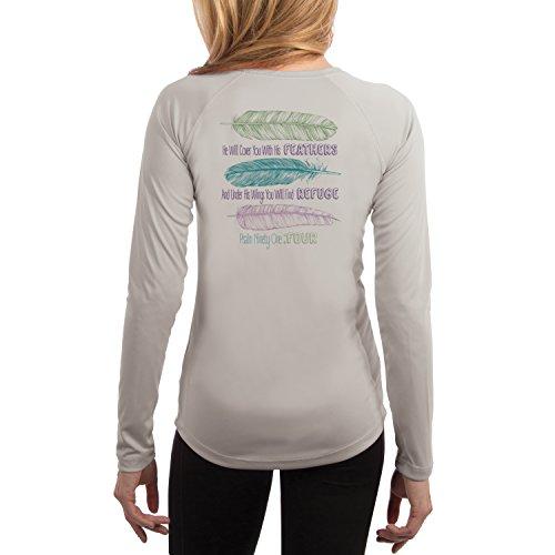 Rise Again Clothing Women's Psalm 46:5 UPF 50+ Performanc...