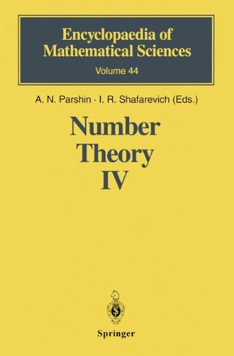 Number Theory IV: Transcendental Numbers (Encyclopaedia of Mathematical Sciences) (Pt.4)