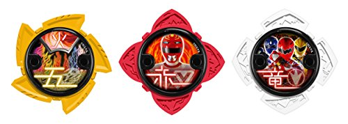 Power Rangers Ninja Steel Ninja Power Star Element Star Fire Mode Pack