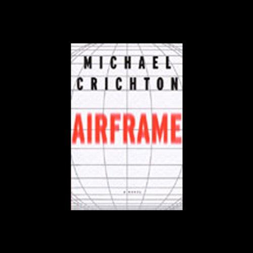 Bargain Audio Book - Airframe