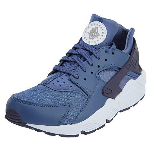 - Nike AIR Huarache Mens Sneakers 318429-414 (8.5 M US, Blue Moon/Pale Grey)