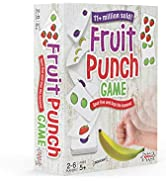 AMIGO Fruit Punch Kids Card Game with A Squeaky Banana!