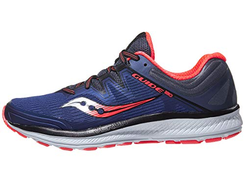 Grey Running Iso Saucony Guide Blue Homme de Vizi Red Chaussures 0qwIB