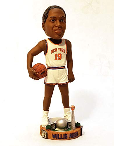 ab8e58f5eae New York Knicks Willis Reed Hardwood Classics LE Bobblehead