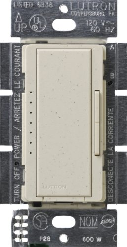 Lutron Maestro C L Dimmer Switch For Dimmable Led  Halogen