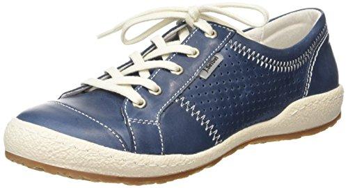 Josef Seibel Caspian - Zapatillas Mujer Azul - azul (Denim)