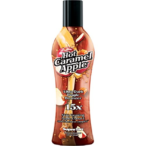Supre - Hot Caramel Apple Ultra Dark Tingle Bronzer 15X Loti