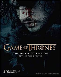 game of thrones the poster collection volume iii insights poster collections