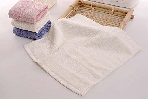 Bebé Toallitas de bambú, 100% natural infantil (algodón orgánico manopla y juego de toallas para Todders/infantil/recién nacido. Perfecto para bebé viaje ...