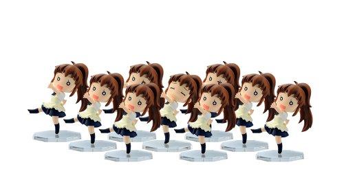 Working!! Go Forth! Taneshima Poplar Army Set Vol.1 PVC Figure by Chara-Many