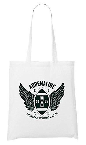 Adrenaline Ball Bag White Certified Freak