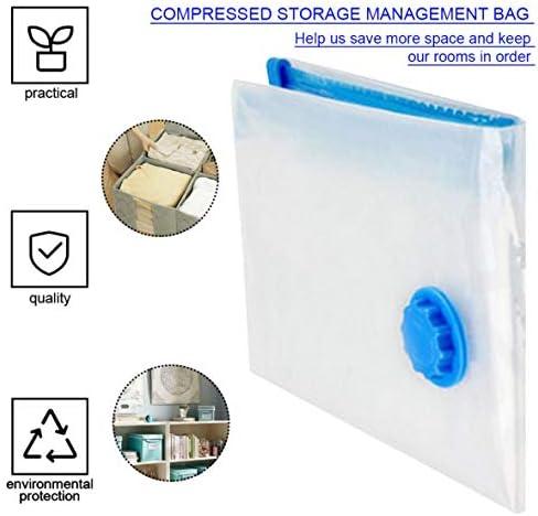 Tivollyff 真空圧縮保管スペース節約シールビニール袋