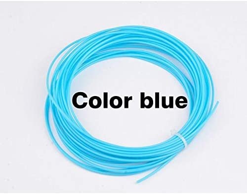 W-Shufang,3D 2 UNIDS 20 Color 2 * 10 m 1.75mm Impresora 3D ABS ...