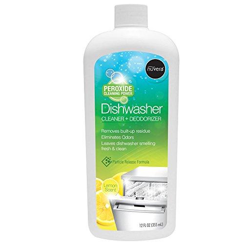 dishwasher cleaner lemon - 6