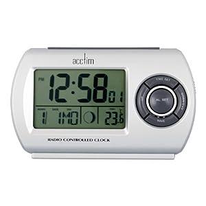 Acctim 71117 Denio - Reloj Despertador con radiocontrol 2