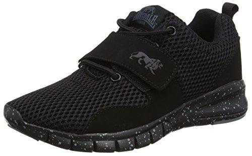 Blanc Bb Chaussures Novas Lonsdale black Running Et De Compétition Noir Femme vBww78dq5