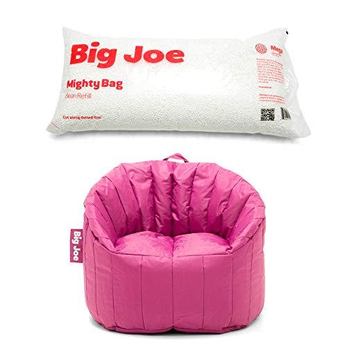 Big Joe Lumin Bean Bag Chair in