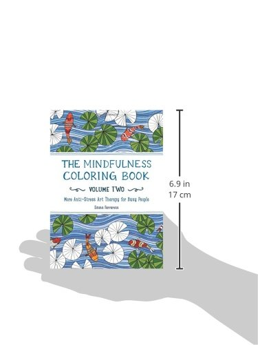 The Mindfulness Coloring Book Vol 2
