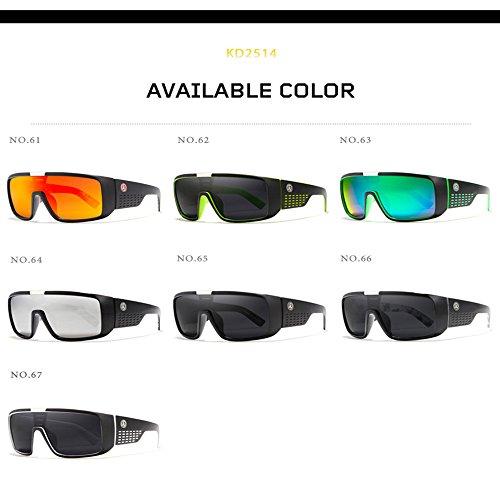 Sol Gafas Prueba De Gafas No61 LBY para A NO62 Polarizadas Gafas Gafas Deportivas para de Sol Viento De De Color De Hombre Hombre Sol Sol IwEwPq6x