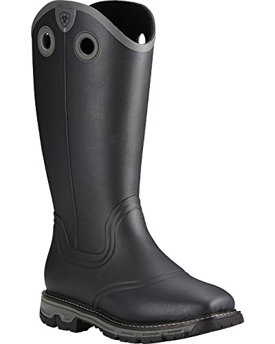 Ariat Men's Conquest Rubber Buckaroo Hunting Boot