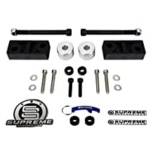 Supreme Suspensions - Toyota IFS 4Runner Sway Bar Bracket + Differential Drop Kit 4WD 4x4 PRO