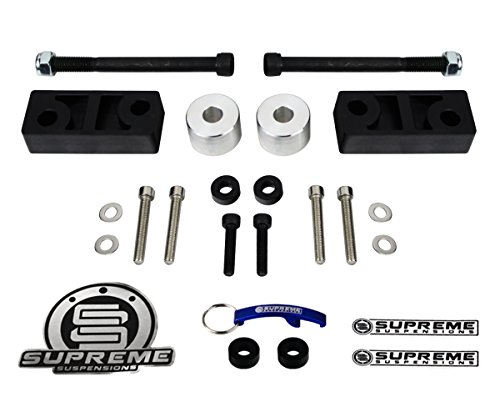 Supreme Suspensions - Toyota IFS 4Runner Sway Bar Bracket + Differential Drop Kit 4WD 4x4 PRO (Differential Bracket)