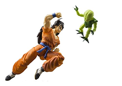 Bandai Tamashii Nations S.H Figuarts Yamcha Dragon Ball Z Action Figure