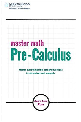 Master Math: Pre-Calculus
