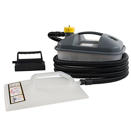 Wagner 0282036 715 Power Steamer, 1500 Watt, 1 Gallon Tank
