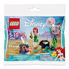 Review LEGO Disney Ariel's Underwater