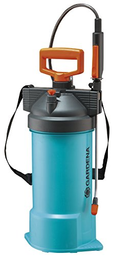 Cheap Gardena 869 5-Liter Handheld Garden Pressure Sprayer With Shoulder Strap