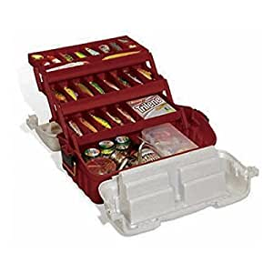 Plano 7603 flip sider three tray tackle box for Amazon fishing gear