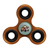 "FOCO Disney Cars Diztracto Spinnerz Three Way Set-Mater Spinner Toy, Tan, 3"" x 2.75"""