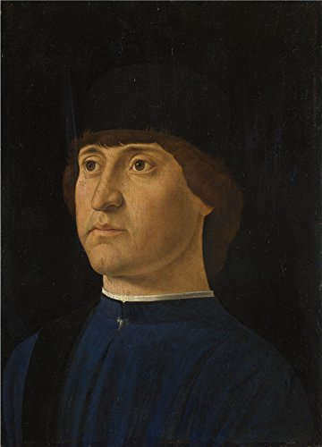 canvas-prints-of-oil-painting-portrait-of-a-man-1475-98-jacometto-20-x-28-inch-51-x-71-cm-high-quali