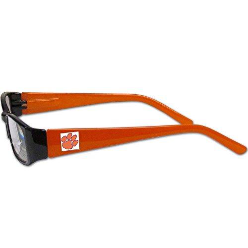 (Siskiyou NCAA Clemson Tigers Reading Glasses, 1.25, Orange)