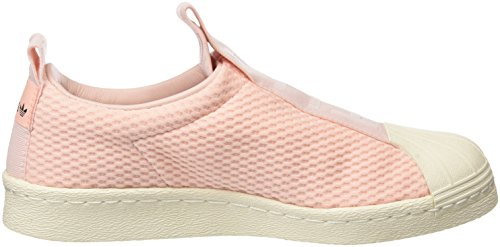 Femme Superstar Slipon Adidas Cass Rose W Bw3s Multicolore Chaussures De Fitness blanc Rose ROEAqEx