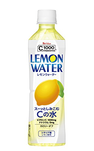 C1000 lemon water 500mlX24 this by House Wellness Foods