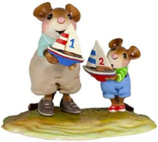 product image for Wee Forest Folk M-636d Ship Mates - Boy (New 2020)