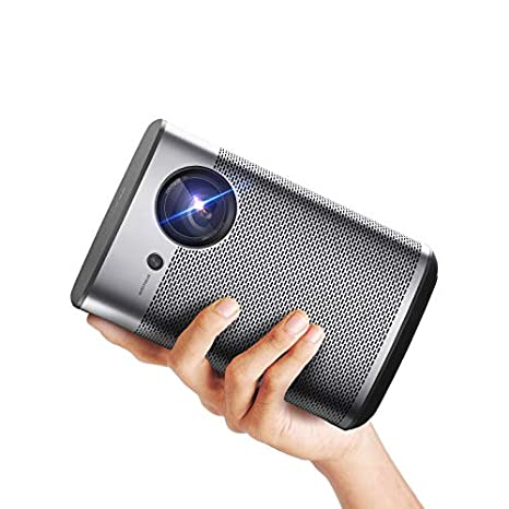 XGIMI Halo Mini Proyector portátil 1080P Full HD 3D Home Theater ...