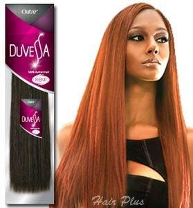 Amazoncom Duvessa Remi Yaki 100 Human Hair 10 33 Hair