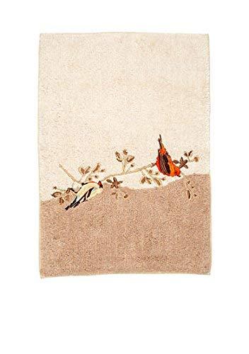 Avanti Gilded Birds Rug (Accessories Decorative Bath)