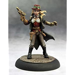 Belle, Steampunk Heroine – Reaper 50280