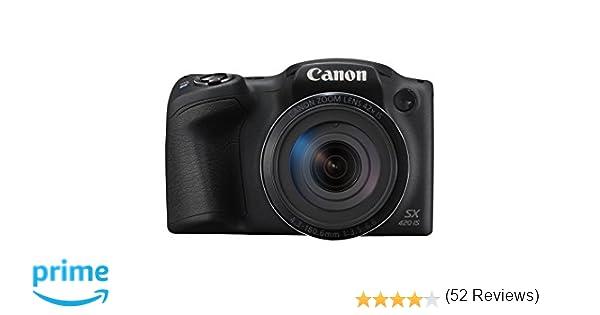 Canon PowerShot SX420 IS - Cámara Digital compacta de 20 MP (Pantalla de 3