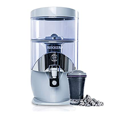 Drinking Water Purifier Filter System - PiMag Waterfall and Replacement Filter Cartridge Kit Bundle