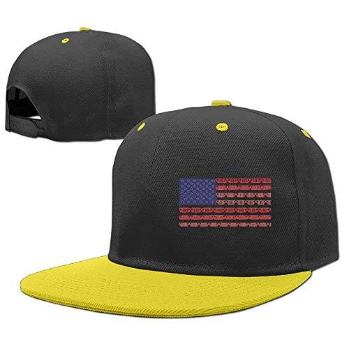 United of Boy Girls RGFJJE Flag béisbol Gorras Baseball The Hat Hip Hop Jeep Caps States OH8vOwq