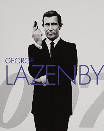 007 George Lazenby Blu-ray (James Bond Movie Collection)