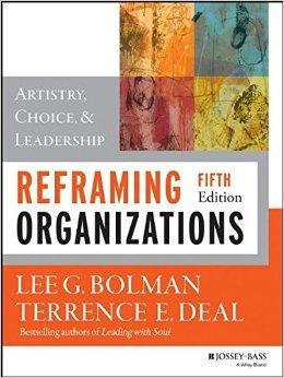 reframing organizations - 9