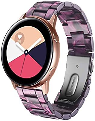 TOPsic Correa Galaxy Watch Active 40mm, Reemplazo de Banda de ...